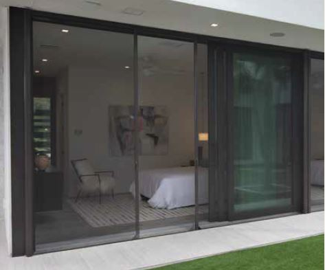 Phantom Retractable Wall System
